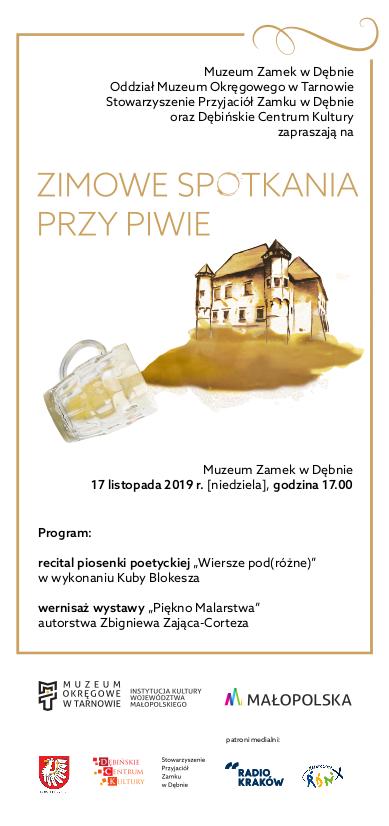Wystawa Piękno Malarstwa Zbigniewa Zająca Corteza Tarnów
