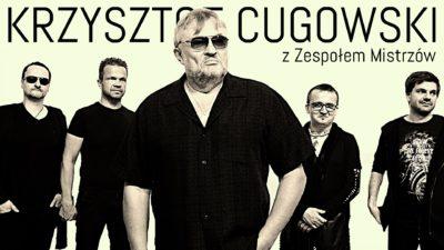 plakat - Cugowski z zespołem