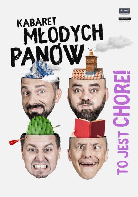 plakat-twarze komików