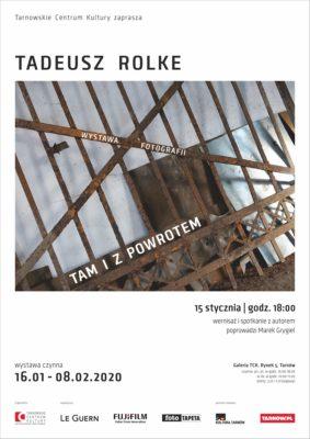 plakat - zdjecie metalowej bramy