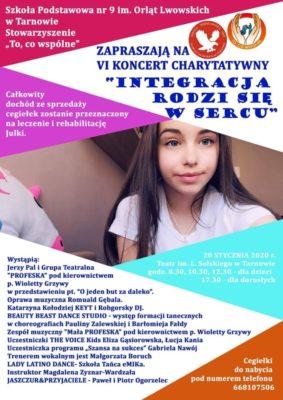 plakat- zdiecie Julki