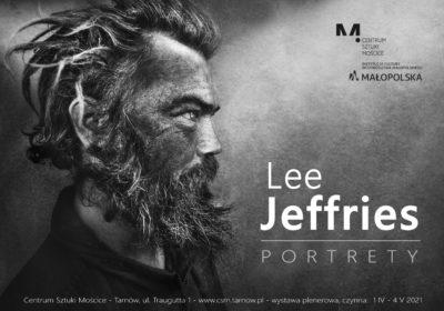 """Plakat - wystawa """"Portrety"""""""
